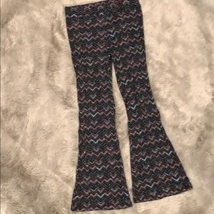 Other - Joey B girls knit flare pants XL